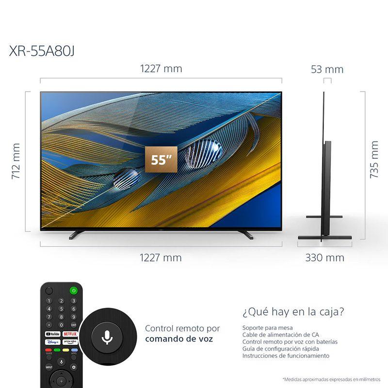Serie_A80J_1000x1000px_55inch_02_TV_Dimension